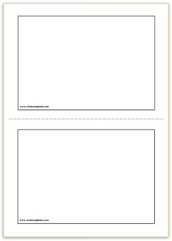 Postcard Template Peellandfmtk - 5x7 postcard template for word