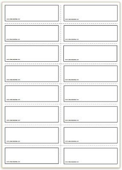 free printable flash cards template. Black Bedroom Furniture Sets. Home Design Ideas